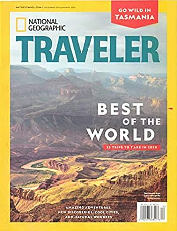 national geographic traveler last issue