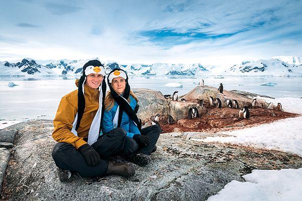 adventure travel Antarctica