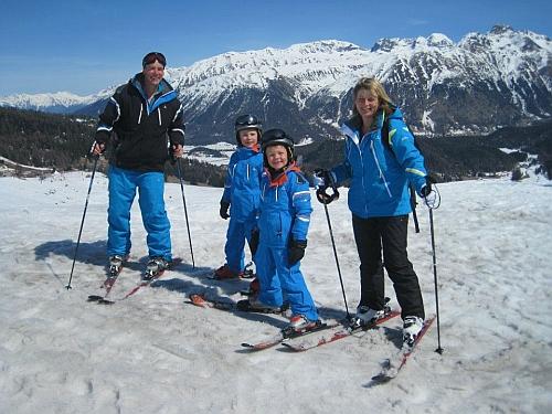 St Moritz Ski vacation
