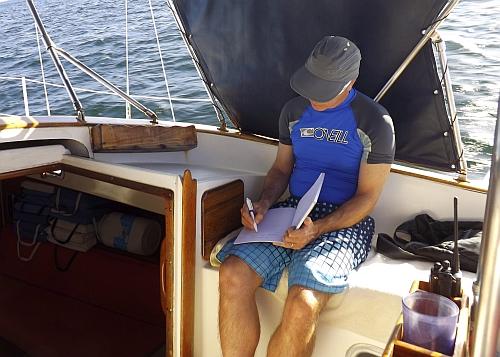 travel writer Leffel
