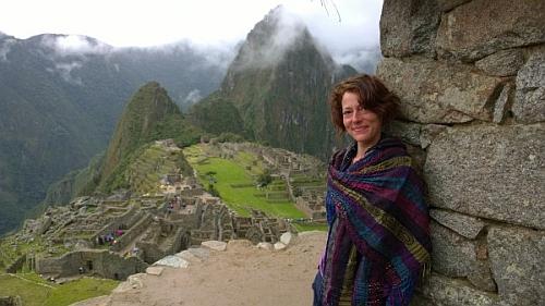 Nora Dunn in Peru