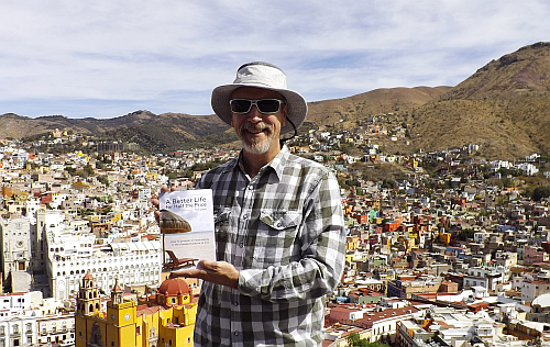 writer living well in Mexico
