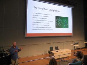 Tim Leffel travel expert speaker