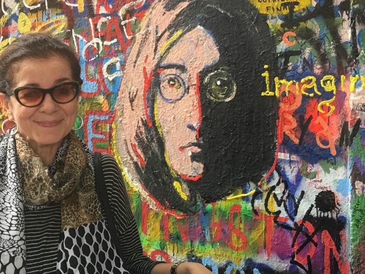 Patricia Schultz interview