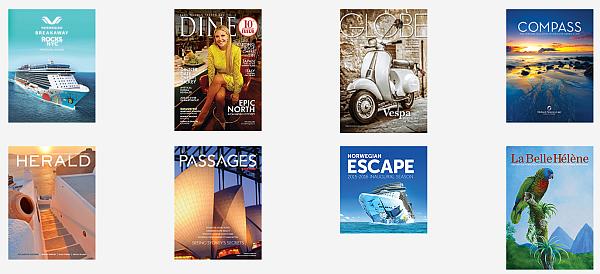 custom travel publications