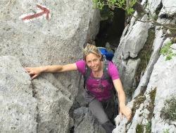 Avery Stonach in Croatia featured on TravelWriting2.com