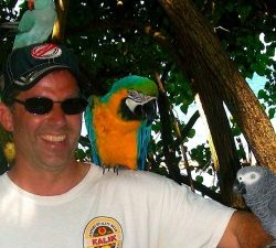 Bob Curley on TravelWriting2.com