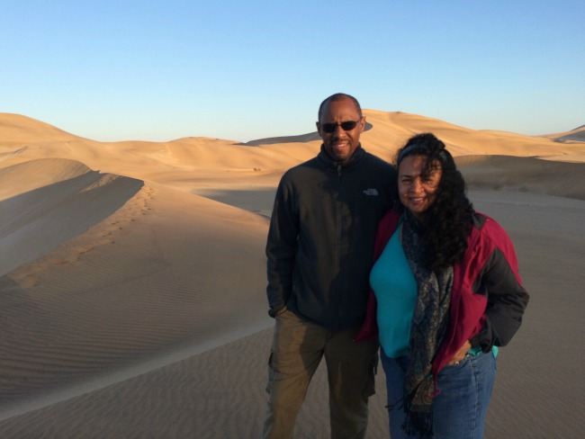 Ian and Tonya Fitzpatrick of World Footprints on TravelWriting2.com
