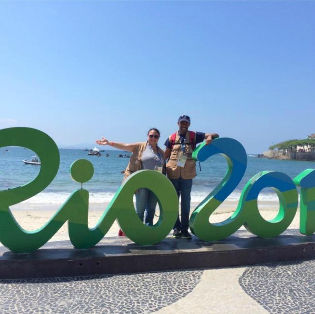 Ian and Tonya Founders of WorldFootprints.com on TravelWriting2.com