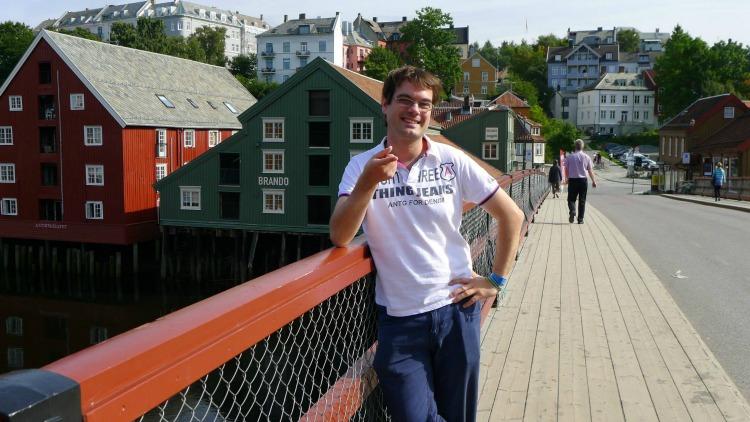 David Nikel on TravelWriting2.com