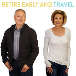 Conversation with Keith and Tina Paul of Retire Early and Travel on TravelWriting2.com