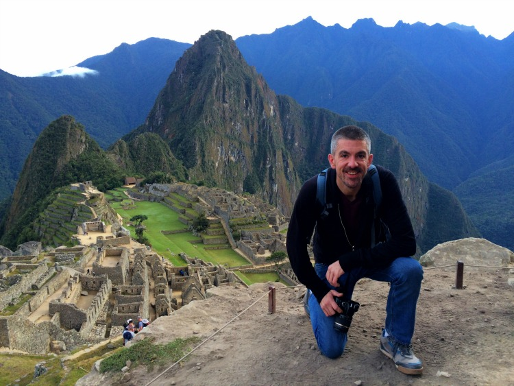 Matt Long of LandLopers.com on Machu Picchu - Travelwriting2.com