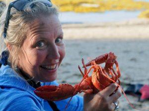 Hilary Nangle on TravelWriting2.com