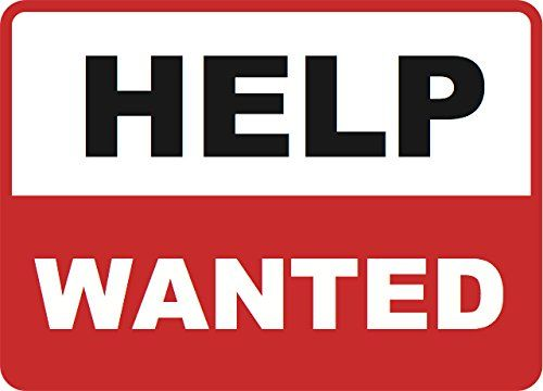 help wanted - writers and editors
