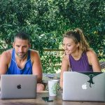 Travel Blogging as a Couple: Oksana and Max of Drink Tea and Travel